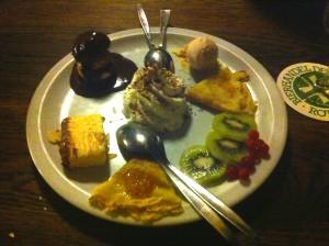 de pijp dessert
