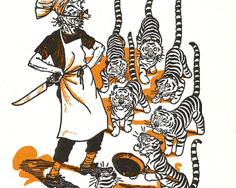 feeding the tigers