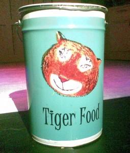 tiger-food