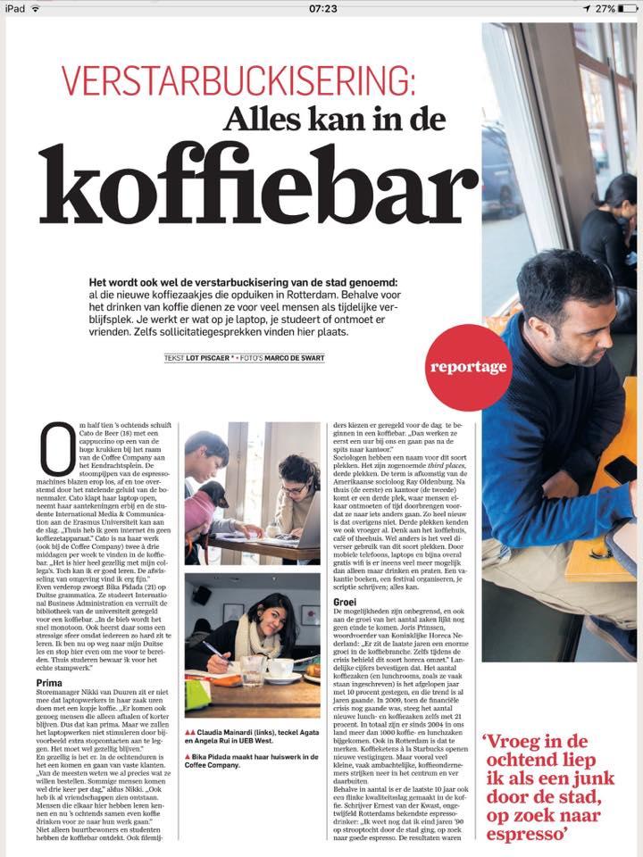 Reportage koffiebarren pdf 1