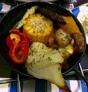 groenten FG bistro